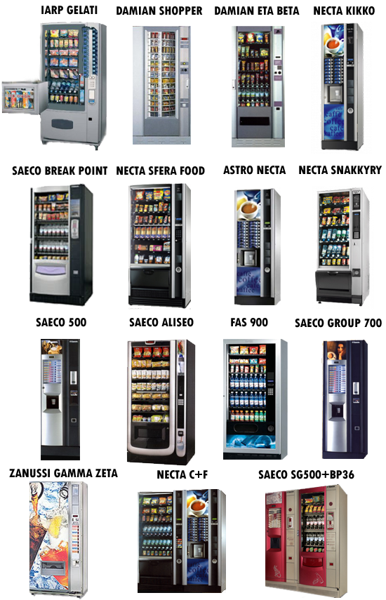 Distributori automatici  Distributori Automatici Roma-Distributori automatici di caffè Roma